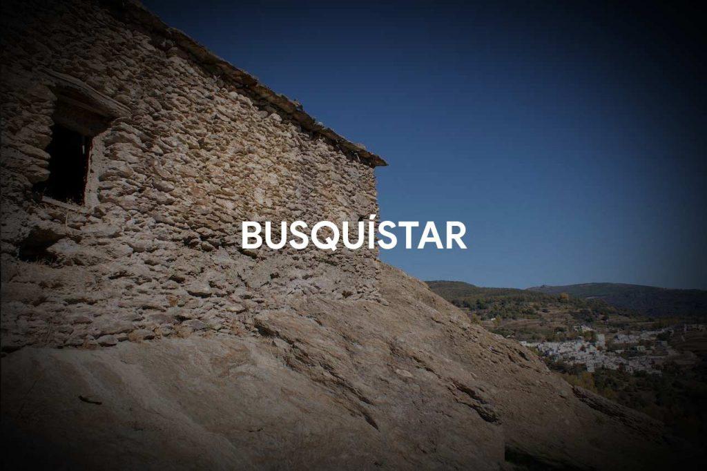 The Busquístar Mosque