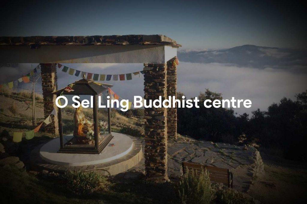 O Sel Ling, the Buddhist centre in La Alpujarra