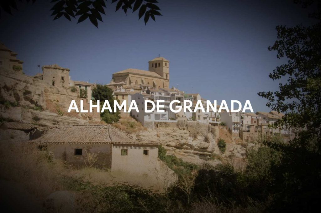 Alhama de Granada: the spa, the gorges and the tapas