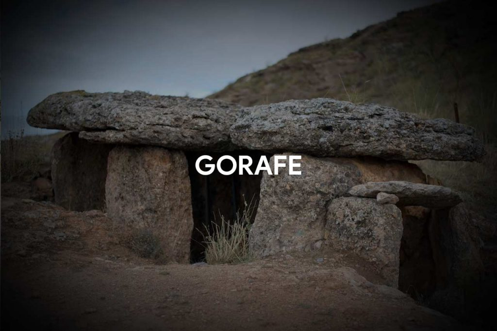 The Dolmens of Gorafe