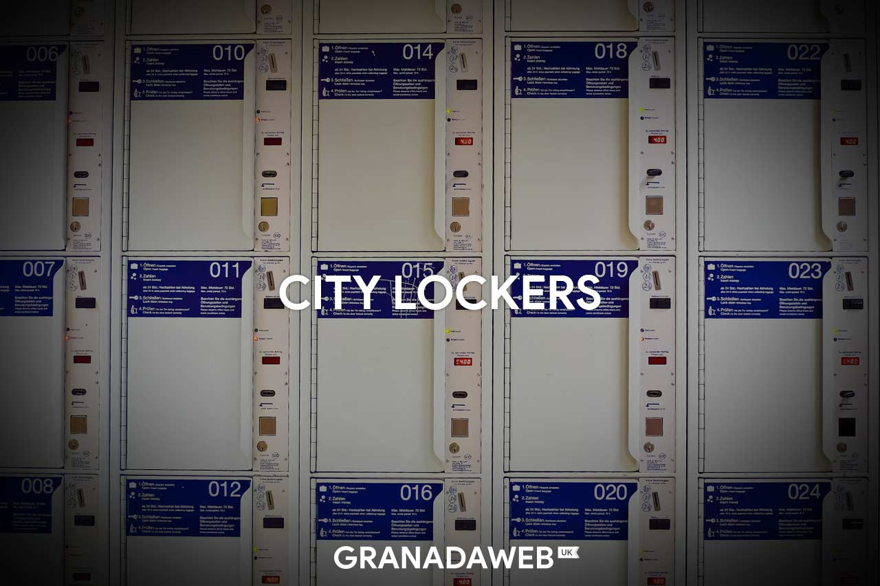 Granada City Lockers