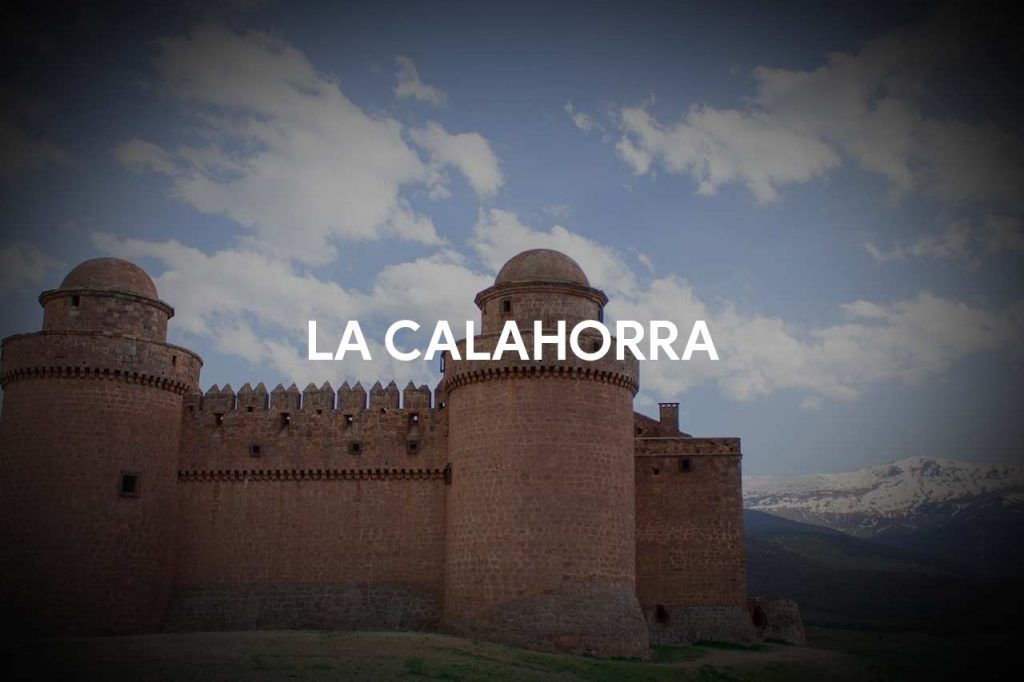 The Castle of La Calahorra, love at first sight