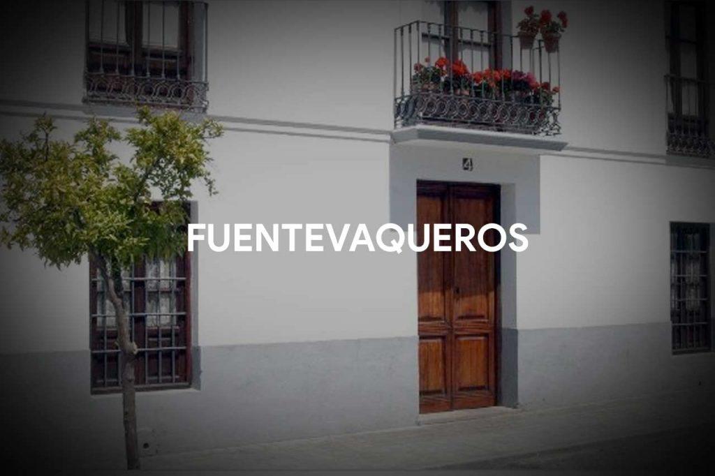 Follow Lorca's trail in Fuente Vaqueros