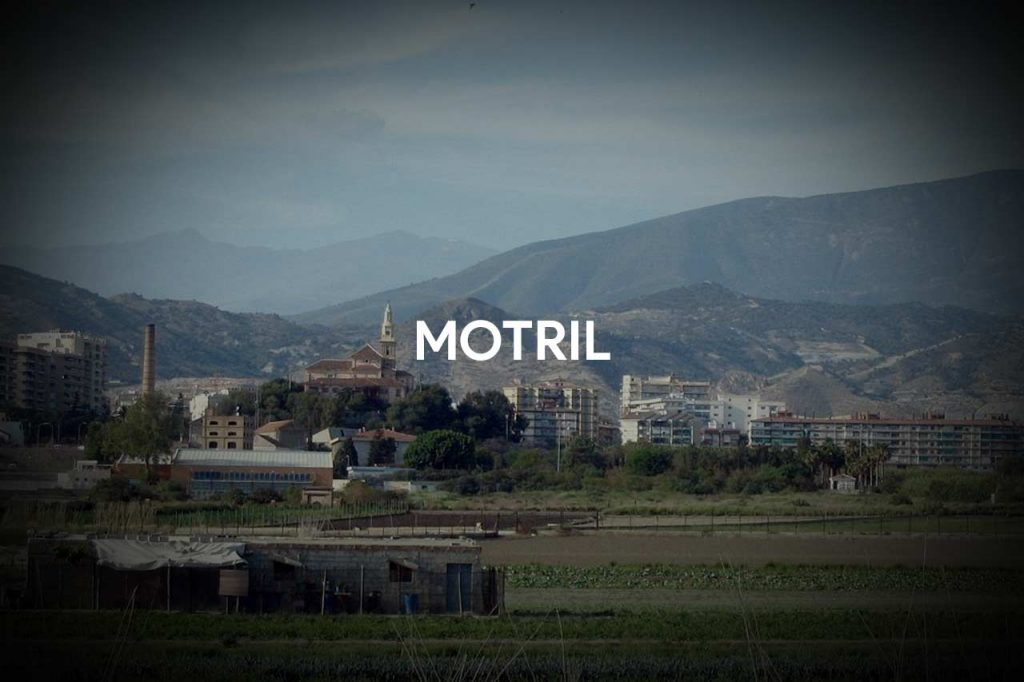 Motril, the capital of the Costa Tropical